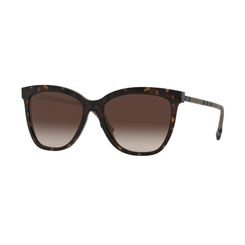 Occhiale da Sole Burberry 0BE4308 colore 385413 misura 56