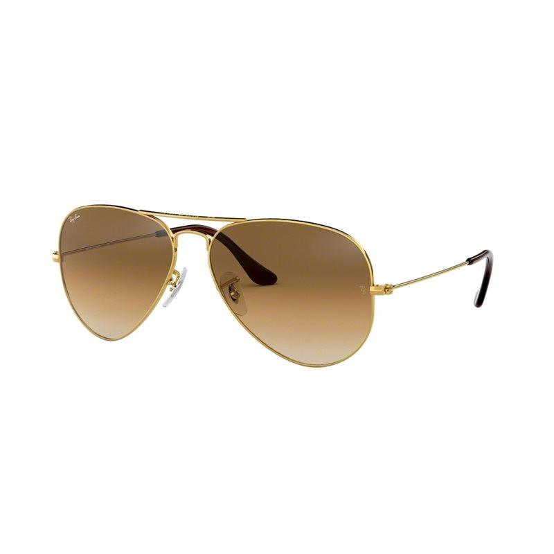 Occhiale da Sole Ray-Ban 0RB3025 colore 001/51 misura 58
