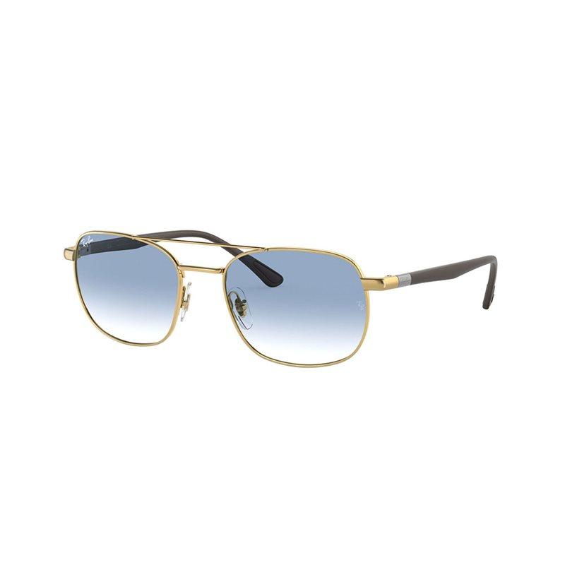 Occhiale da Sole Ray-Ban 0RB3670 colore 001/3F misura 54
