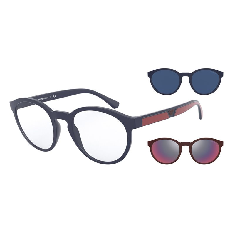 Occhiale da Sole Emporio Armani 0EA4152 colore 56691W misura 52