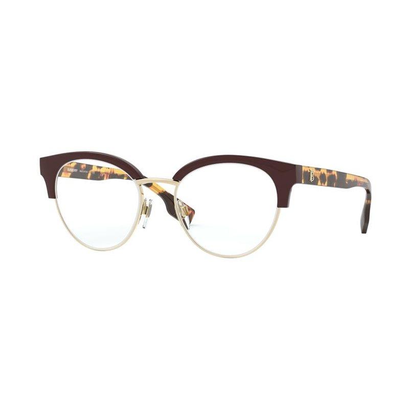 Occhiale da Vista Burberry 0BE2316 colore 3869 misura 51