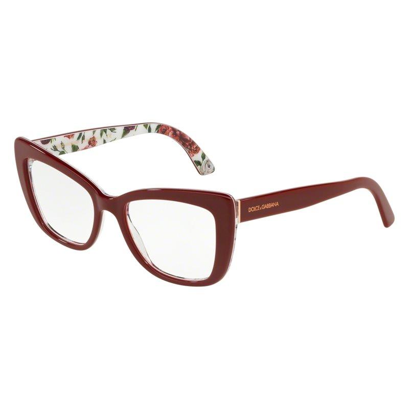 Occhiale da Vista Dolce & Gabbana 0DG3308 colore 3202 misura 53