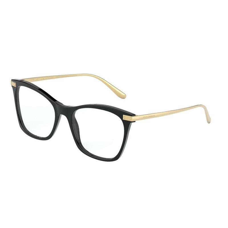 Occhiale da Vista Dolce & Gabbana 0DG3331 colore 501 misura 54