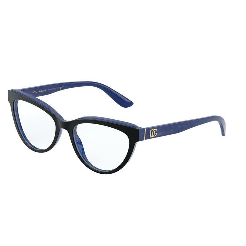 Occhiale da Vista Dolce & Gabbana 0DG3332 colore 3273 misura 54