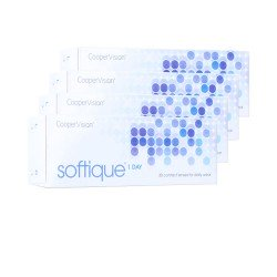 Softique 1 day - 120 Lenti...