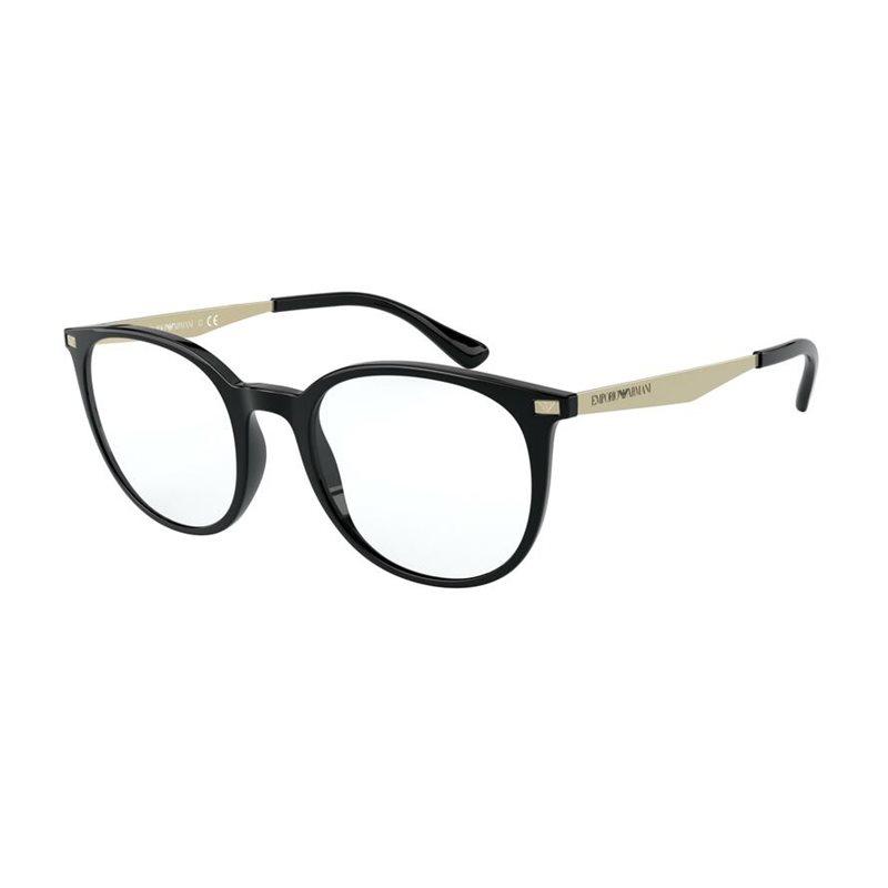 Occhiale da Vista Emporio Armani 0EA3168 colore 5001 misura 52