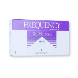 Frequency Xcel Toric - 3...