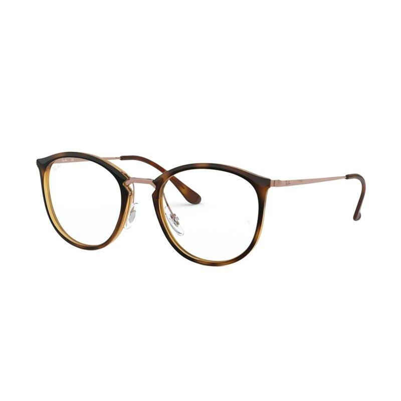 Occhiale da Vista RAY-BAN VISTA 0RX7140 colore 5687 misura 49
