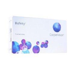 Biofinity - 3 Lenti a Contatto