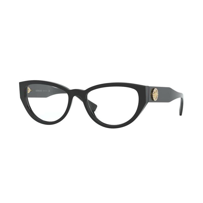 Occhiale da Vista Versace 0VE3280B colore GB1 misura 53