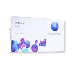 Biofinity Toric - 3 Lenti a...