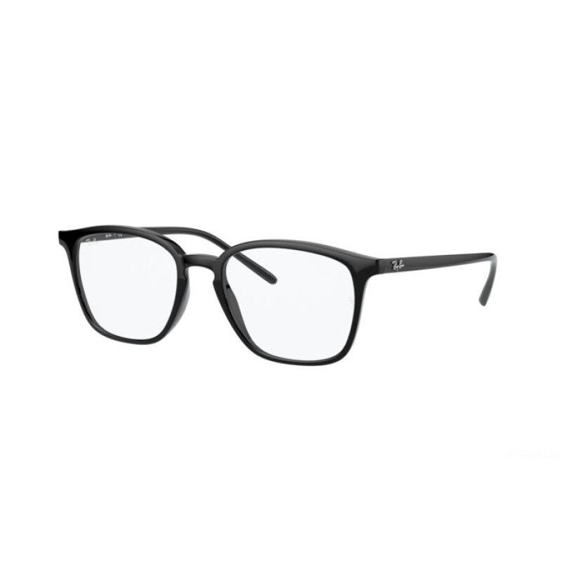 Occhiale da Vista RAY-BAN VISTA 0RX7185 colore 2000 misura 52