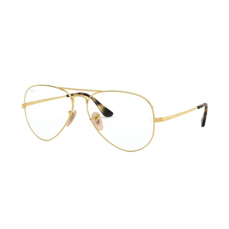 Occhiale da Vista RAY-BAN VISTA 0RX6489 colore 2500 misura 55