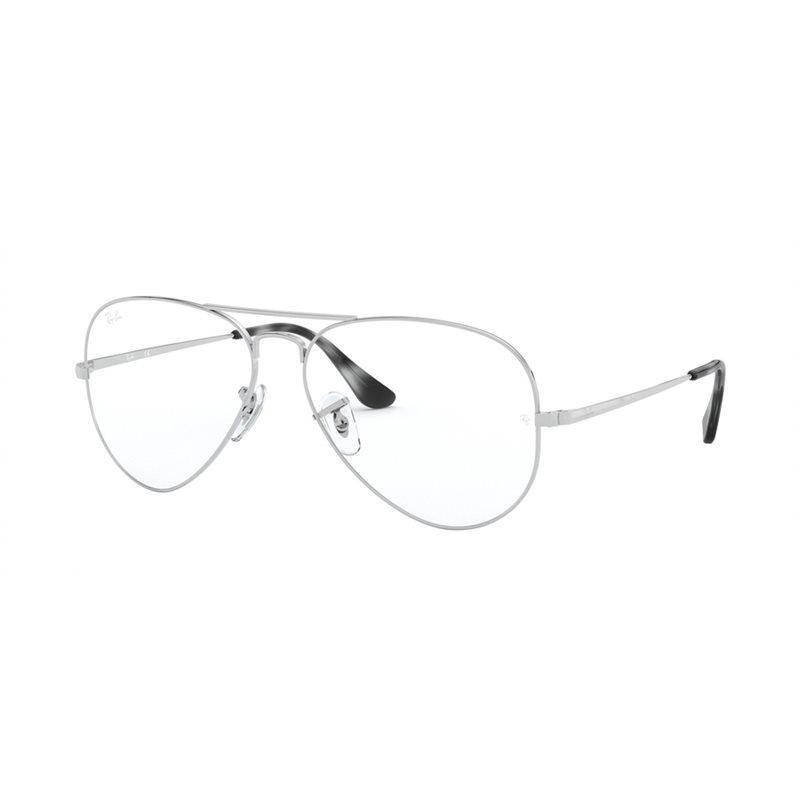 Occhiale da Vista RAY-BAN VISTA 0RX6489 colore 2501 misura 58