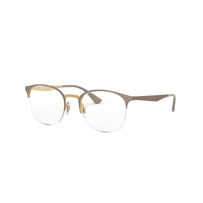 Occhiale da Vista RAY-BAN VISTA 0RX6422 colore 3005 misura 49