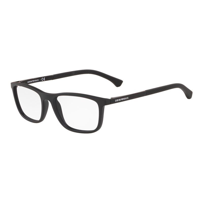 Occhiale da Vista Emporio Armani 0EA3069 colore 5001 misura 53