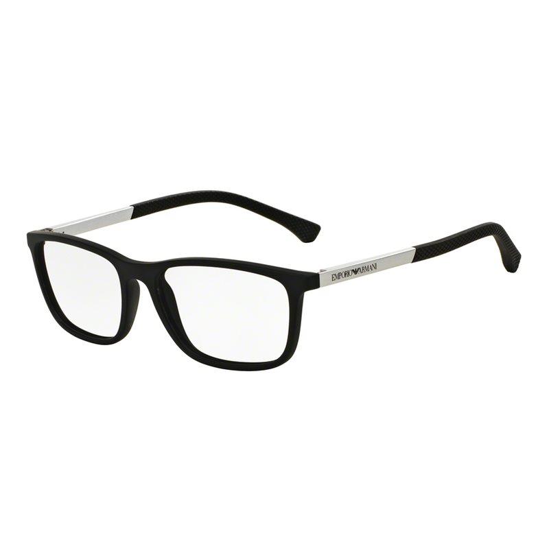 Occhiale da Vista Emporio Armani 0EA3069 colore 5063 misura 55