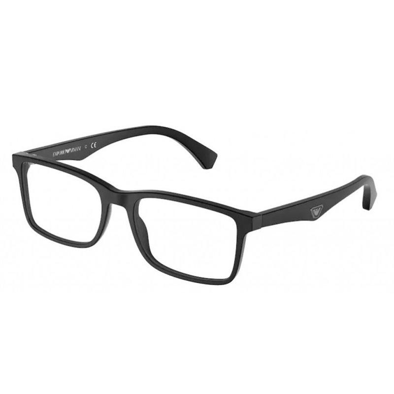 Occhiale da Vista Emporio Armani 0EA3175 colore 5001 misura 56