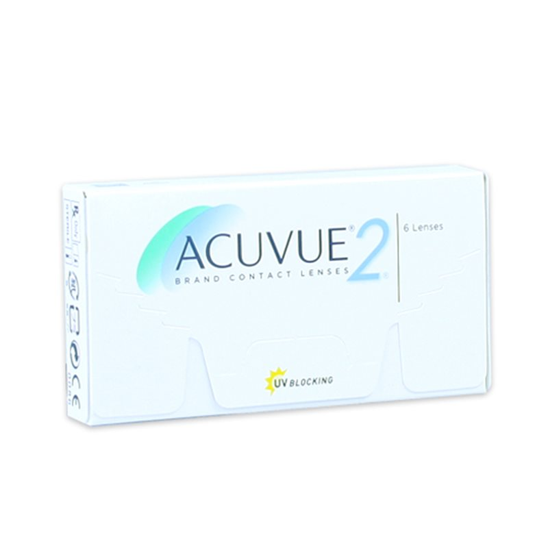 Acuvue® 2 - 6 Lenti a Contatto