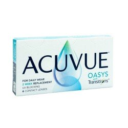 Acuvue Oasys with...