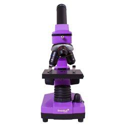 Microscopio Levenhuk Rainbow 2L PLUS, ametista