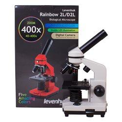 Microscopio Levenhuk Rainbow 2L, pietra lunare