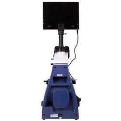 Microscopio trinoculare digitale Levenhuk MED D30T LCD