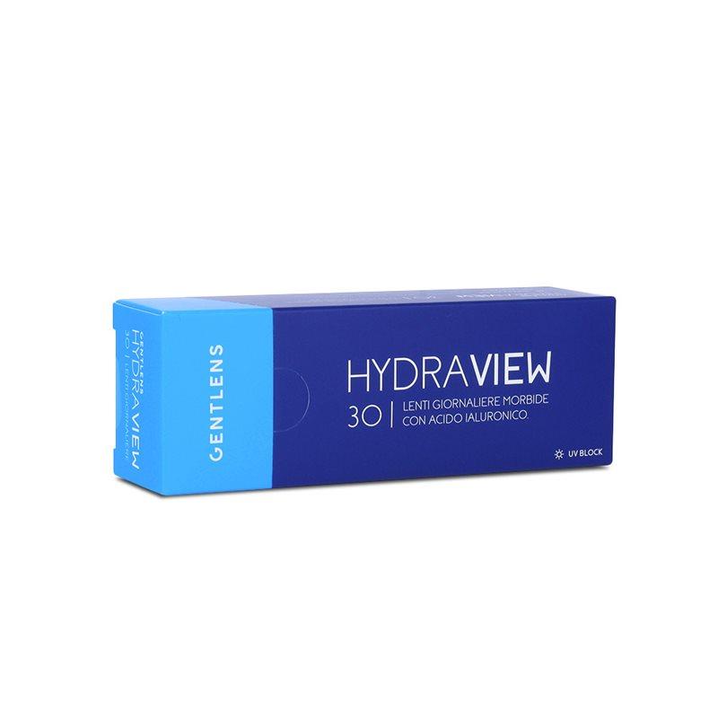 Gentlens Hydraview - 30 Lenti a Contatto