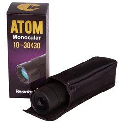 Monocolo Levenhuk Atom 10–30x30