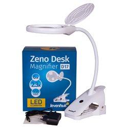 Lente d'ingrandimento Levenhuk Zeno Desk D17