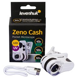 Microscopio tascabile Levenhuk Zeno Cash ZC8