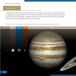 Space. Microworld (Spazio. Micromondo). Libro educativo (edizione in due volumi)