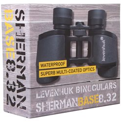 Binocolo Levenhuk Sherman BASE 8x32
