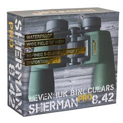 Binocolo Levenhuk Sherman PRO 8x42