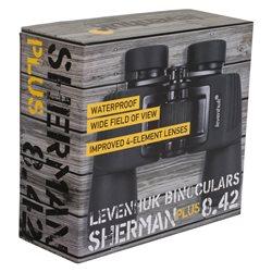 Binocolo Levenhuk Sherman PLUS 8x42