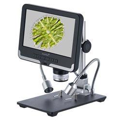 Microscopio con telecomando Levenhuk DTX RC2