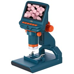 Microscopio digitale Levenhuk LabZZ DM200 LCD