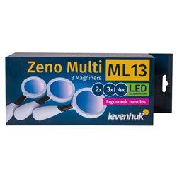 Lente d'ingrandimento Levenhuk Zeno Multi ML13