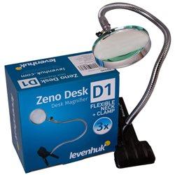 Lente d'ingrandimento Levenhuk Zeno Desk D1