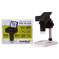 Microscopio digitale Levenhuk DTX TV LCD