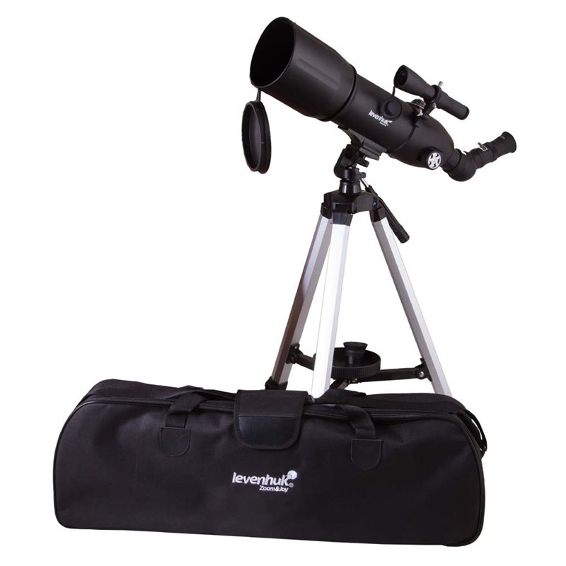 Telescopio Levenhuk Skyline Travel 80