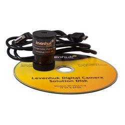 Microscopio digitale Levenhuk Rainbow D50L PLUS 2M, moonstone