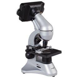 Microscopio biologico digitale Levenhuk D70L