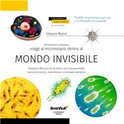 Mondo invisibile. Libro educativo