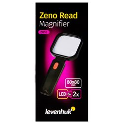 Lente d'ingrandimento Levenhuk Zeno Read ZR10 bianca