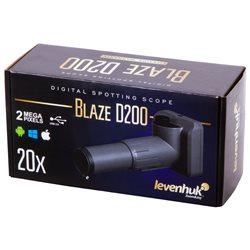 Cannocchiale digitale Levenhuk Blaze D200