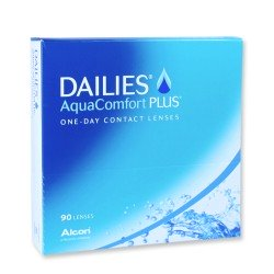 Dailies AquaComfort Plus -...