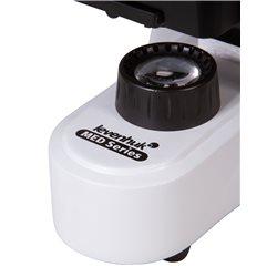 Microscopio trinoculare digitale Levenhuk MED D10T