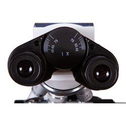 Microscopio trinoculare digitale Levenhuk MED D10T LCD