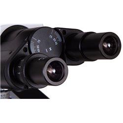Microscopio trinoculare digitale Levenhuk MED D20T
